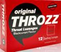 Throzz Throat Lozenges 12