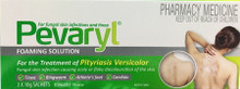 Contains Active Ingredient Econazole nitrate 1%, for the Treatment of Pityriasis versicolor Fungal Skin Infections