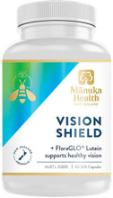 Contains a powerful combination of antioxidants and essential eye nutrients including scientifically researched FloraGLO® Lutein, to protect our precious eyes from over exposure to blue light due to excessive screen time in this modern world.