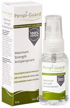 Maximum Strength Antiperspirant Spray is unscented, and designed for use by both male and female users of all normal skin types.