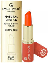Vibrant orange-red, applies like velvet and provides a subtle pearlescent shimmer