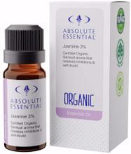 Contains Jasmine Absolute3% Oil in Organic Golden Jojoba Oil