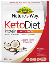 Contains Organic Hemp Seed Protein, Pea Protein, Medium Chain Triglyceride (MCT) Powder, and Collagen Powder