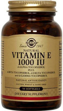 Contains Natural Vitamin E in Softgel Form to Support the Absorption of this Fat-Soluble Nutrient and Provides the Recommended Daily Intake of Vitamin E in One Softgel Capsule