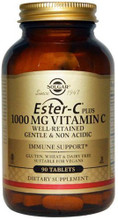 Ester-C® Ascorbate Complex is Well Retained, Gentle, and Non-Acidic and is Ideal for Immune Support