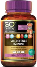 Contains a combination of Vitamin C, D, Zinc, Echinacea and Elderberry to help build defences, keep winter ills and chills at bay and keep the immune system healthy