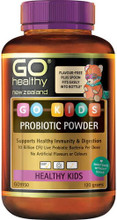 Contains a Probiotic Blend with Lactobacillus acidophilus and Bifidobacterium lactis to Support Children's Immune and Digestive Health