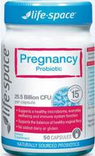 Contains 15 Strains of Beneficial Bacteria, Formulated to Support a Healthy Microbiome and General Health and Wellbeing During Pregnancy