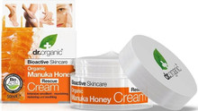 Contains a Complex Blend of Bioactive Organic Manuka Honey Combined to Produce a Rich Bioactive Cream
