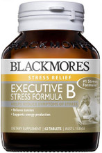 Contains a Specifically Formulated Combination of Nutrients and Herbal Extracts, which Helps Reduce the Symptoms of Stress