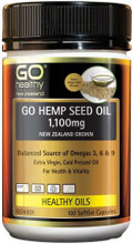 Contains one of nature's most balanced source of Omegas 3, 6 and 9 to support everyday health and vitality