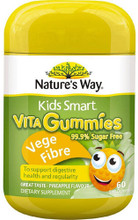 Delicious Sugar-Free Gummies to Support Digestive Comfort and Regularity in Children