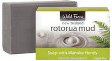 Contains Pure Natural Rotorua Thermal Mud and New Zealand Manuka Honey to Cleanse, Heal, Soothe and Protect the Skin