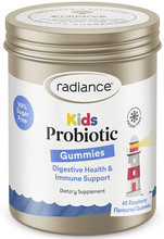 Provides Probiotic (Bacillus coagulans IS-2) - 2 billion CFU per Gummie, a Well-Researched Probiotic Strain to Create a Healthy Environment for Robust Immunity, and for Digestive Support