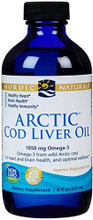 Made exclusively from 100% wild Arctic cod, to provide support for brain health, joint health, and immune health