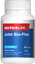 Contains scientifically researched 5-LOXIN™, a high potency form of Boswellia, Glucosamine sulfate complex and Vitamin C to support connective tissue repair and joint health