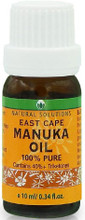 Extracted from Wild Harvested Manuka Trees by Steam Distillation without the use of Chemicals