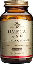 Provides a Blend of Three Premium Oils – Fish, Flax and Borage, Sourced from Anchovy, Mackerel and Sardines