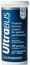 Contains  a unique combination of probiotic strains that support the oral and the gut microbiome