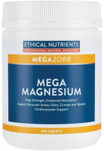 Contains Meta Mag (TM), Providing the Highly Absorbed Form of Magnesium, Magnesium Diglycinate, Combined with Important Cofactors Including Vitamin B6, Zinc and Selenium.