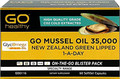 Contains Premium Grade, New Zealand Sourced Green Lipped Mussel GlycOmega™-Oil
