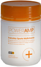 High Potency, All in One Multi-Vitamin and Mineral Supplement Designed for Both Male and Female Athletes