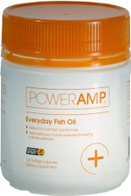 Premium High Potency Fish Oil Sourced from Deep Sea, Wild Fish