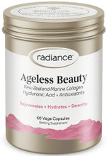 New Zealand Marine Collagen and Antioxidant Formula to Support Lifelong Beautiful Skin from Within