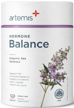 Hormone Balance organic tea formula is specifically for women in their reproductive years to support balance for the hormones involved in a regular menstrual cycle and optimal fertility, and to support premenstrual and menstrual comfort