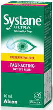 Contains the unique ingredient HP-Guar®,  which provides fast-acting relief for dry, tired and irritated eye(s), also suitable to use with soft contact lenses