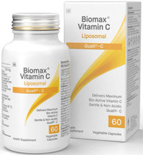 Potent Formulation Enriched with Essential Phospholipids which together with the Quali-C® Source of European Vitamin C