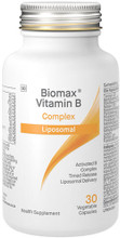 Contains Activated B Vitamins and is Formulated Using Liposomal Delivery System for Enhanced Absorption and Bioavailability