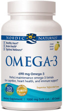 Perfect Maintenance Omega-3 Formula for Cognition, Heart Health and Immune Support