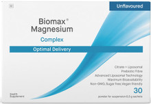 Provides a highly absorbable and bioavailable complex of Magnesium and Liposome which is not impacted by the presence of other nutrients, unlike conventional forms of magnesium