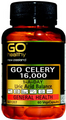Contains High Potency Celery Seed (Apium graveolens) Extract to Support Healthy Uric Acid Levels in the Body and Promote Healthy Kidney Function.