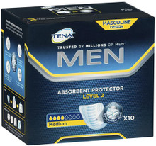 Made with an absorbent core with boosted Secure Absorption Zone for leakage security locks in odours and moisture.