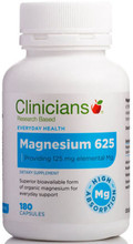 Provides an Effective Dose of a Highly Absorbable Form of Magnesium, for Muscle Relaxation, the Nervous System, and the Heart