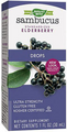 Easy to Use Liquid Drops, Delivering 100mg of Extract Derived from 6,400mg of Fresh Black Elderberries per ml