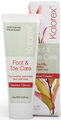 Contains the patented extract from certified organic Kolorex® Horopito plants, providing antifungal agent polygodial, making Kolorex Foot & Toe Care cream uniquely effective.