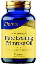 Contains Omega-6 Essential Fatty Acids to Support Healthy Skin and Hormonal Balance
