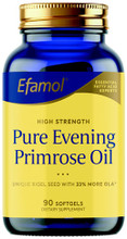 Efamol® exclusively use their own hybrid Rigel evening primrose seeds which provide a high pure source of gamma linolenic acid (GLA) to support healthy skin and hormonal balance