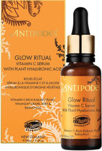 Contains a Natural Rich Source of Vitamin C with Plant Hyaluronic Acid for Dewy Luminous and Plump Skin