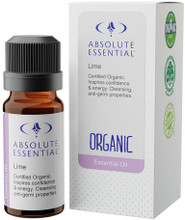 Lime Organic Oil is the strongest of the citrus oils with a bold, bittersweet aroma that compliments vital life energy.