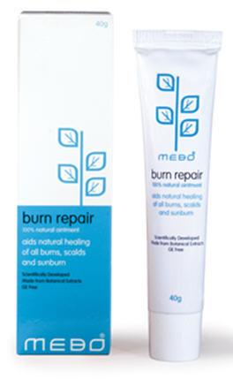 Mebo Burn Repair Ointment 40g
