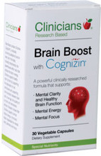 A Powerful Clinically Researched Formula That Supports Cognition, Memory Retention, Mental Energy, Neuronal Function, and Provides  Antioxidant Protection For the Brain