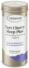 Montmorency Tart Cherry Skin Concentrate Plus Zizyphus to Support Relaxation and Naturally Good Sleep