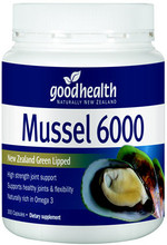 High Strength Premium Quality New Zealand Green Lipped Mussel for Joint Support, Mobility and Flexibility