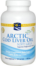 Omega-3 Supplement Made From 100% Arctic Cod Livers