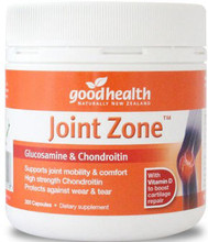 Glucosamine and Chondroiton Combined For Joint Mobility and Comfort Support