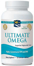 Double-strength EPA+DHA for increased omega-3 benefits in fewer soft gels